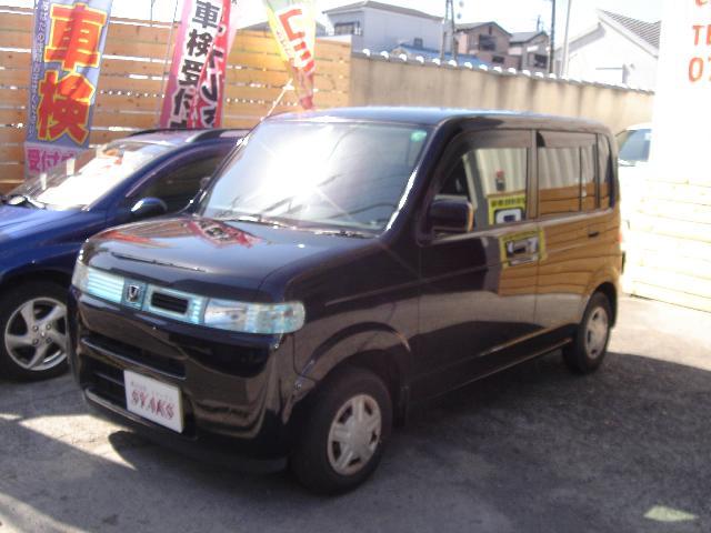 ホンダ  ザッツ 660