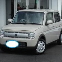 ラパン新古車